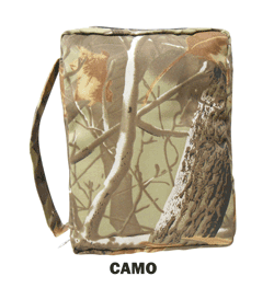 Bible Cover/Device Sleeve-camo