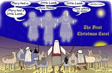 Cards - The First Christmas Carol