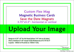 Magnet - Custom Flex Mag - medium
