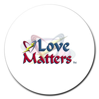 Mousepad Mini - Love Matters