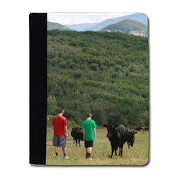 "Notebook Cover/Binder 9.5""x12.5"""