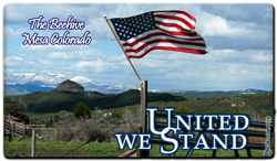 Pocket Card - United We Stand