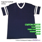 Football Jersey - short-sleeved