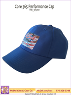 LM Flag-USA-Liberty Core 365 Performance Cap