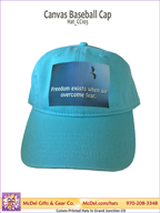 LM Freedom Canvas Baseball Cap