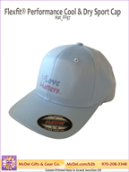 Love Matters™ Flexfit® Performance Cool & Dry Sport Cap