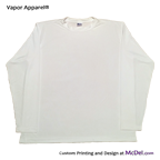 Tees - Vapor Apparel long-sleeved