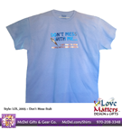 Love Matters™ Don't Mess-Stab T-Shirt