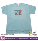 Love Matters™ To Do Today T-Shirt