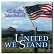 "Tile Magnet - 2""x2"" - United We Stand"