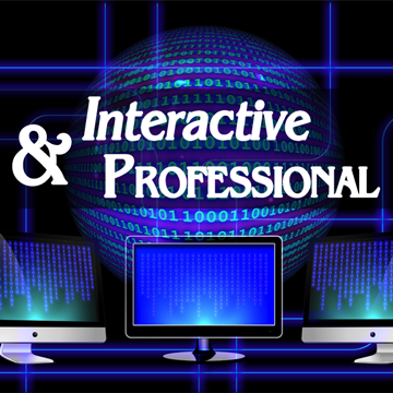 Website Design - Custom Interactive Professional Site