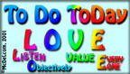 To do Today magnet - order now